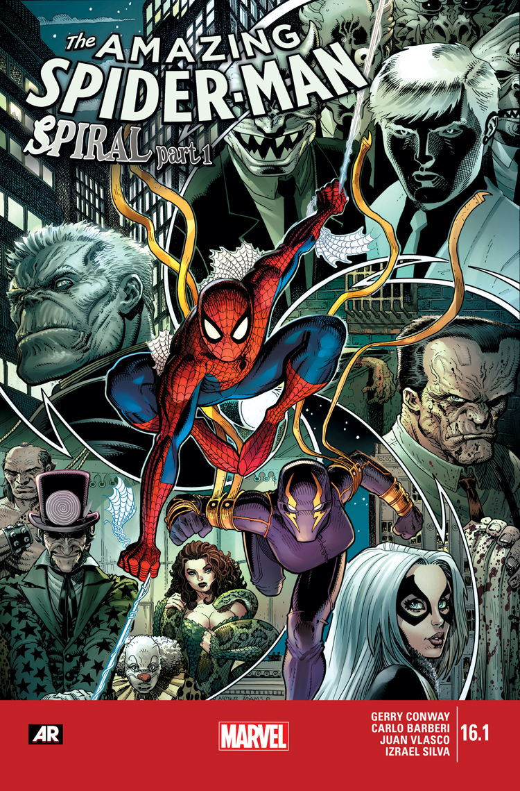 Amazing Spider-Man (2014) #16.1