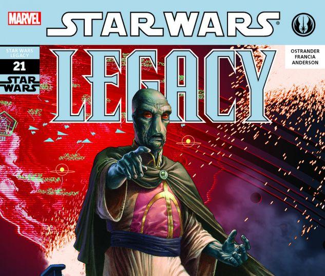 Star Wars: Legacy (2006) #21