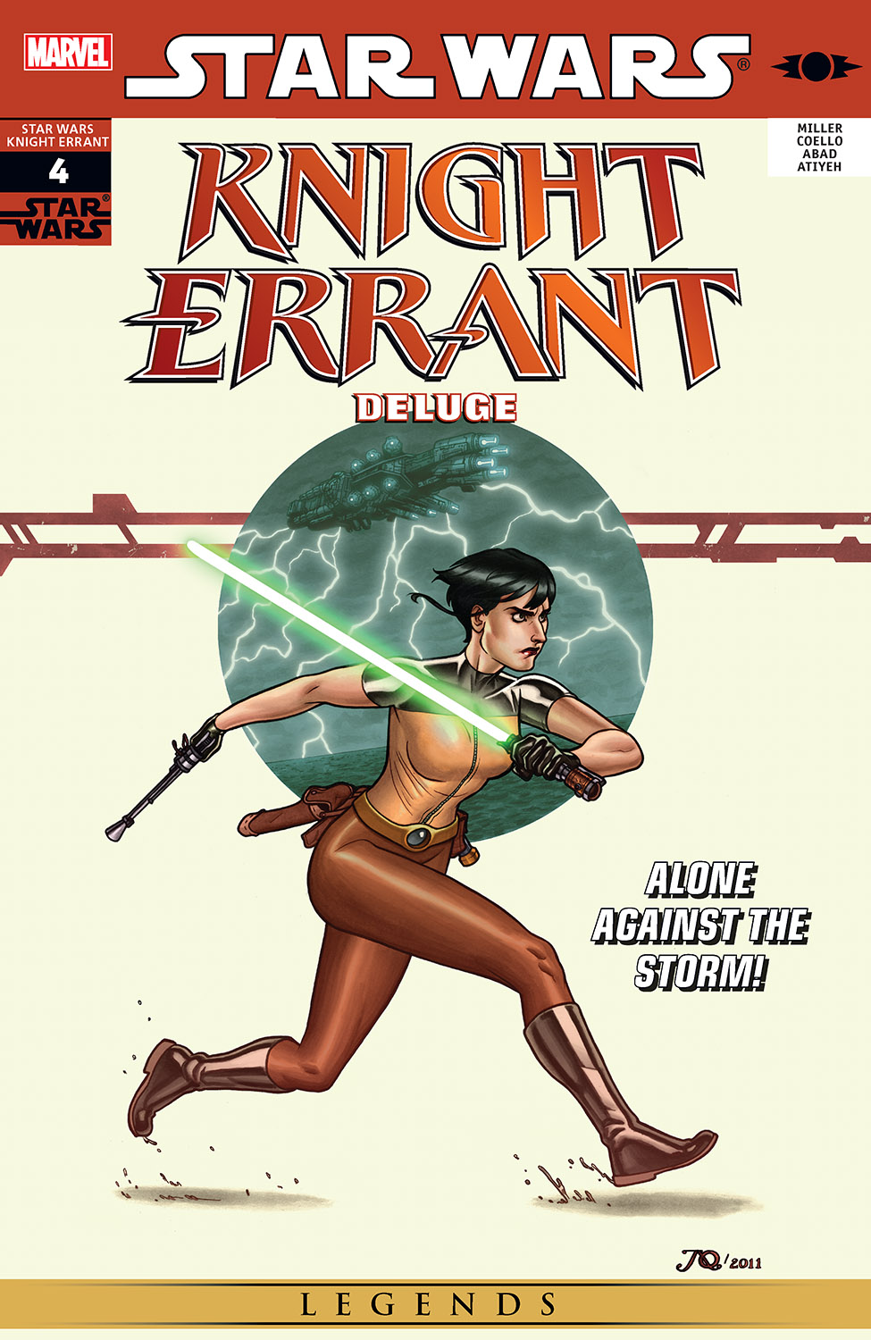 Star Wars: Knight Errant - Deluge (2011) #4