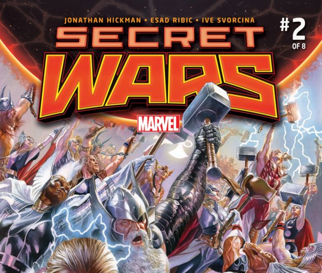 SECRET WARS 2 (SW, WITH DIGITAL CODE)