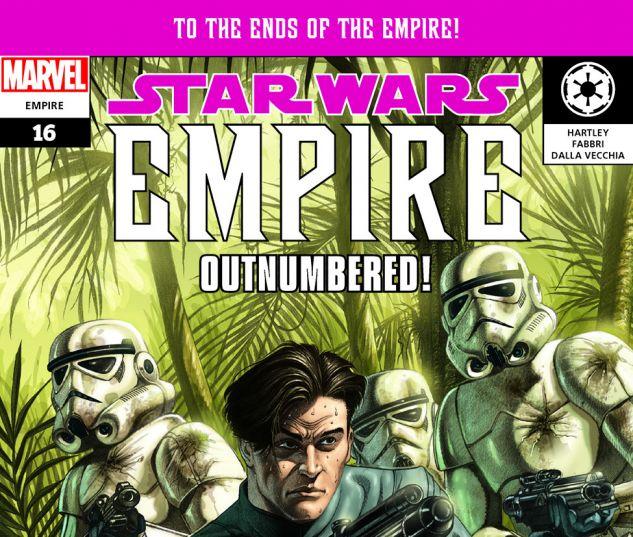 Star Wars: Empire (2002) #16