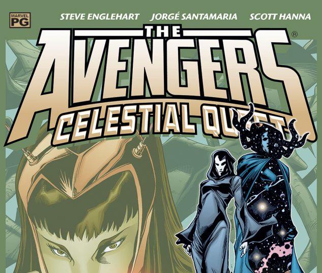 Cover Celestial Quest #2