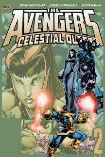 Avengers: Celestial Quest #2