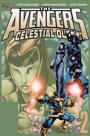 Avengers: Celestial Quest (2001) #2