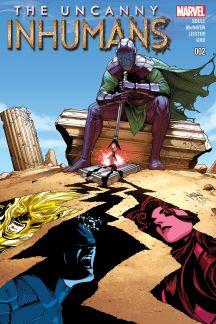 Uncanny Inhumans (2015) #2