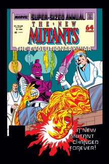 New Mutants Annual #4
