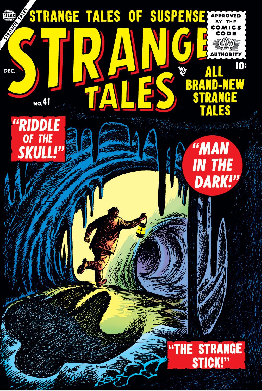 Strange Tales (1951) #41