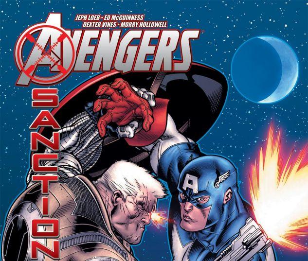 AVENGERS: X-SANCTION (2011) #1
