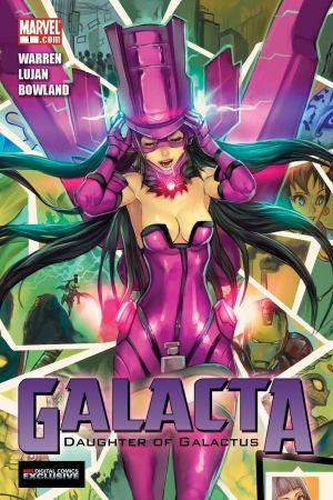 Galacta: Daughter of Galactus #1