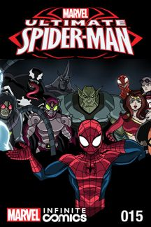 Ultimate Spider-Man Infinite Digital Comic #15