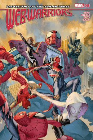 Web Warriors (2015) #8