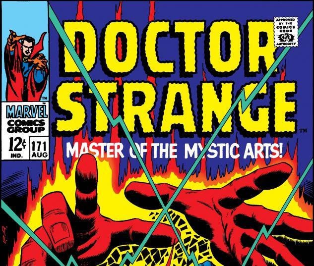 Doctor Strange (1968) #171
