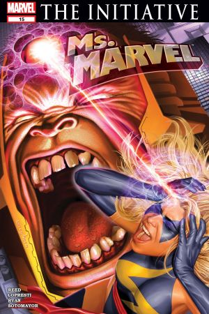 Ms. Marvel (2006) #15