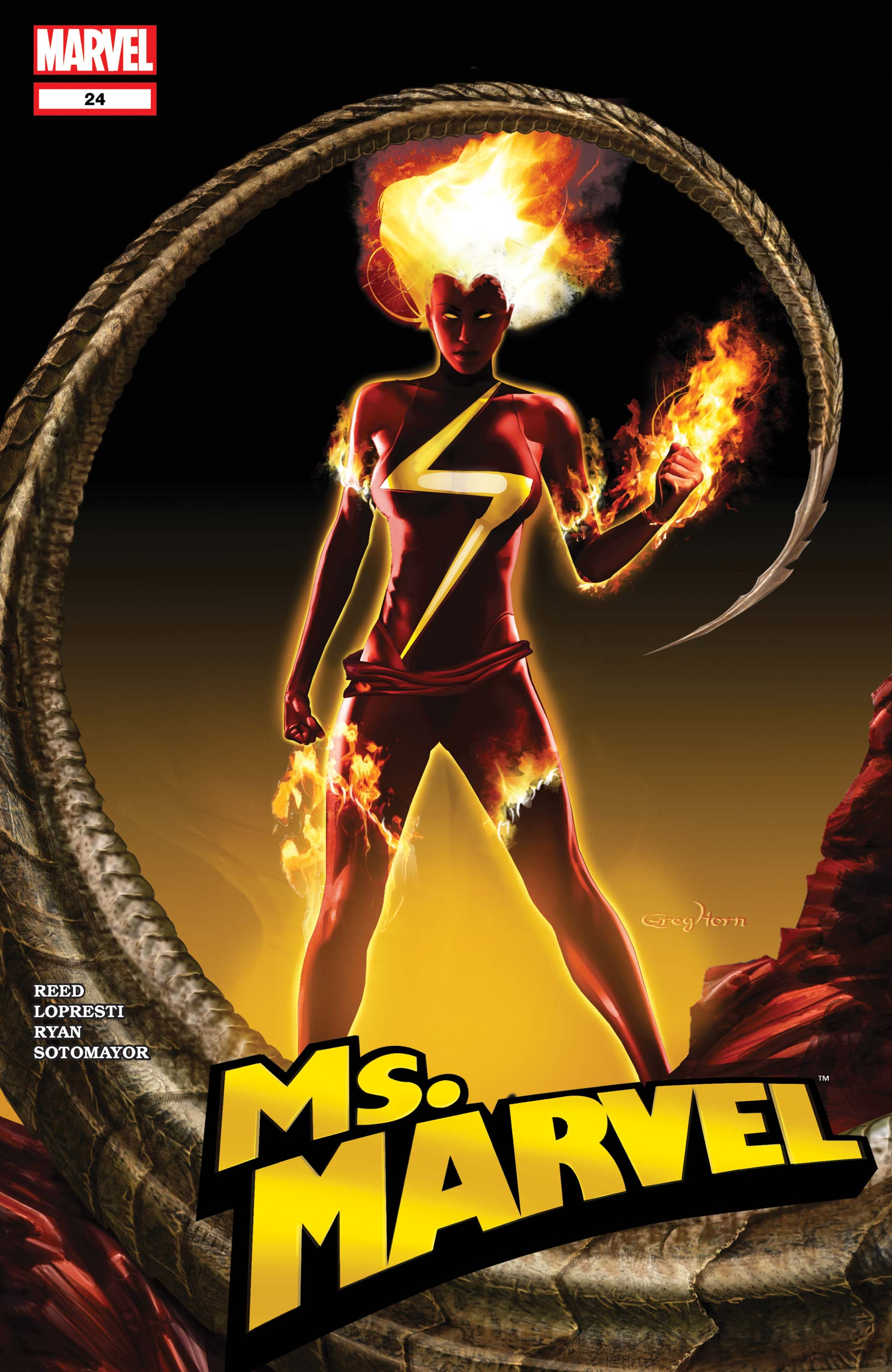Ms. Marvel (2006) #24
