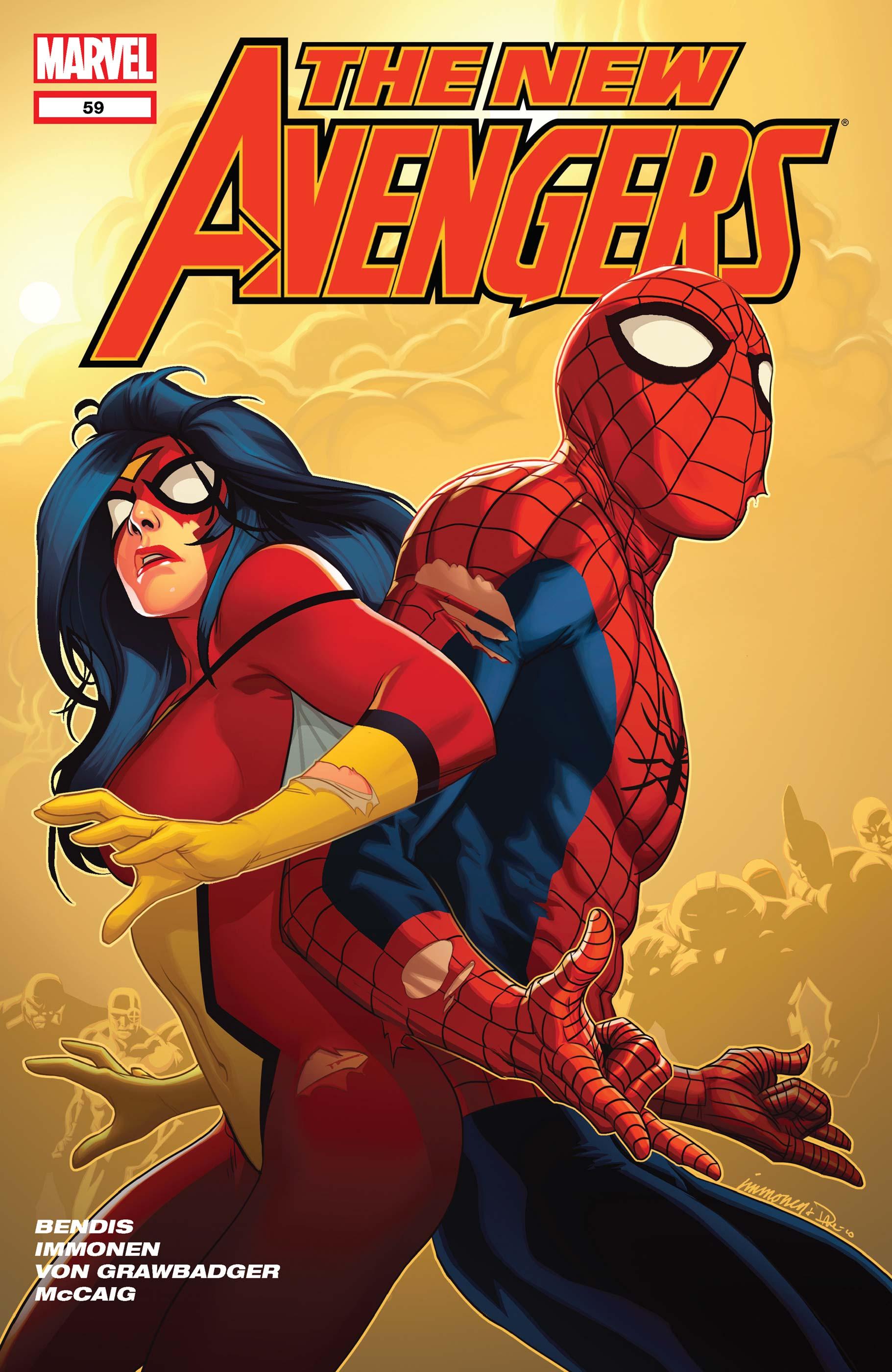 New Avengers (2004) #59