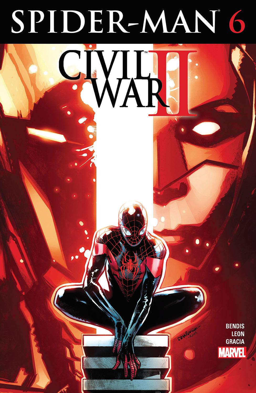 Spider-Man (2016) #6