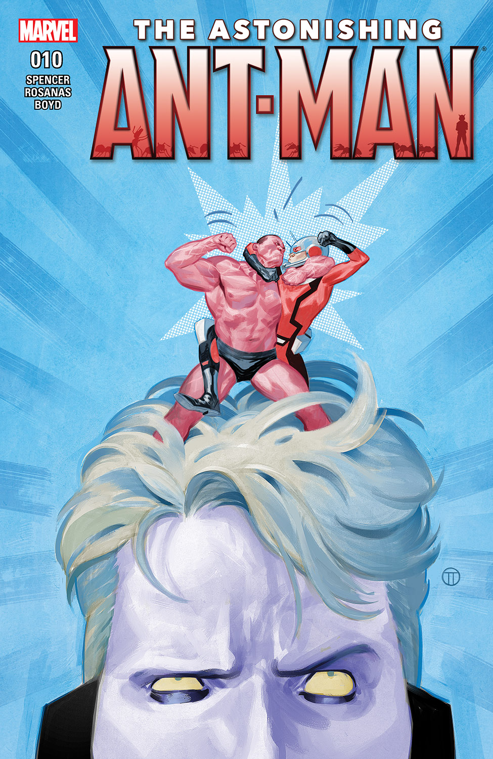The Astonishing Ant-Man (2015) #10