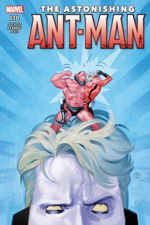The Astonishing Ant-Man #10