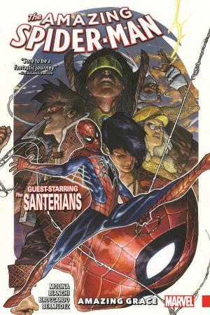 Amazing Spider-Man: Amazing Grace (Trade Paperback)