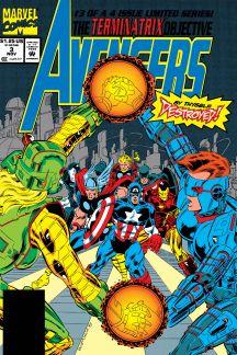 Avengers: The Terminatrix Objective #3