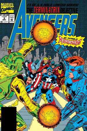 Avengers: The Terminatrix Objective (1993) #3