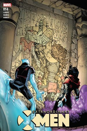 Extraordinary X-Men (2015) #14