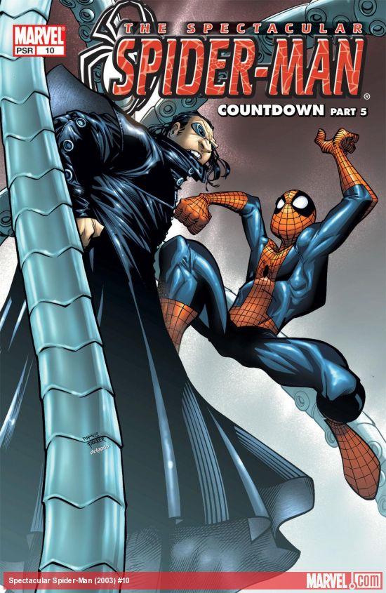 Spectacular Spider-Man (2003) #10