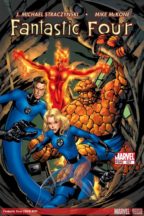 Fantastic Four (1998) #527