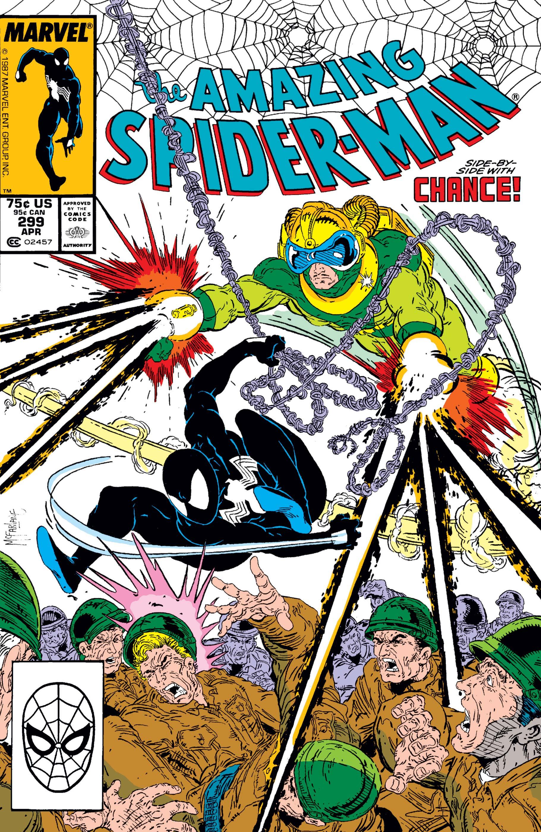 The Amazing Spider-Man (1963) #299