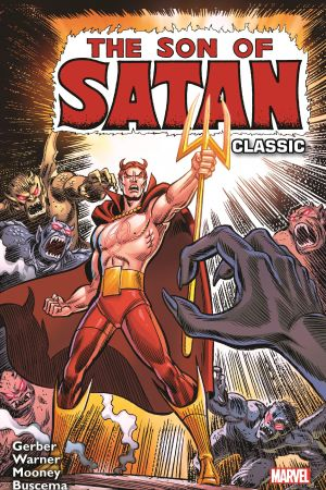 Son of Satan Classic (Trade Paperback)