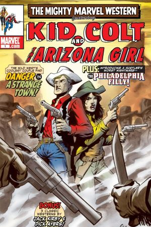 Marvel Westerns (2006) #2