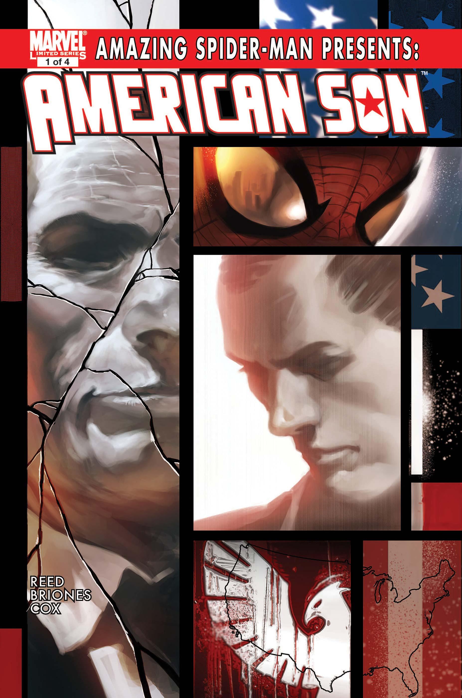 Amazing Spider-Man Presents: American Son (2010) #1
