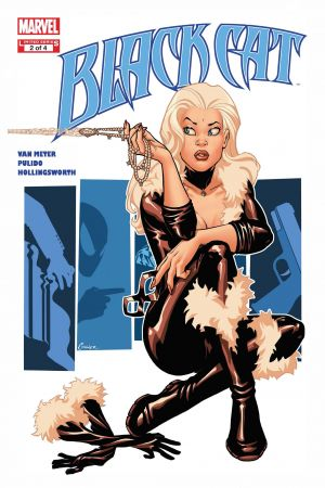 Amazing Spider-Man Presents: Black Cat (2010) #2