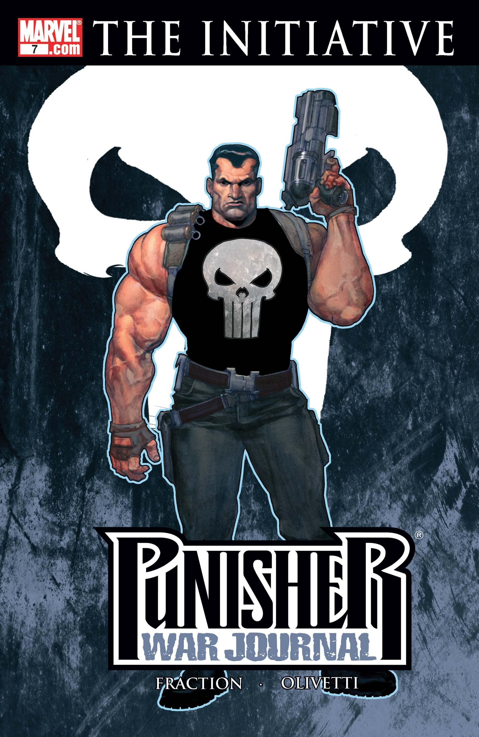 Punisher War Journal (2006) #7