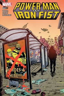 Power Man and Iron Fist (2016) #11