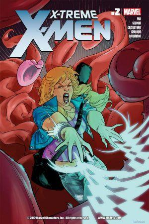 X-Treme X-Men (2012) #2