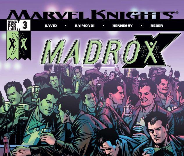 Madrox (2004) #3