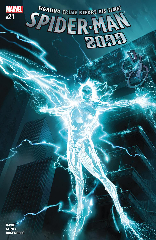 Spider-Man 2099 (2015) #21