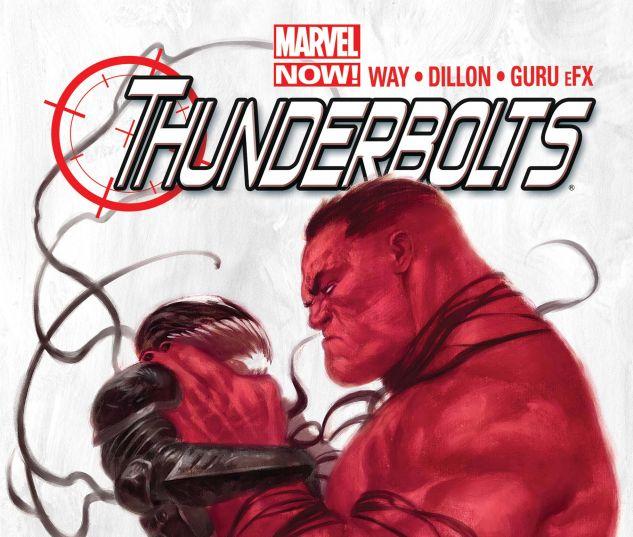 Thunderbolts (2012) #2