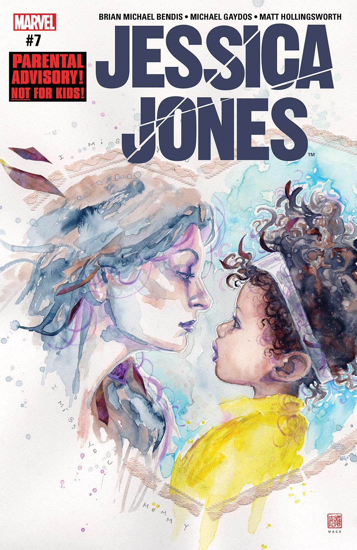 Jessica Jones (2016) #7