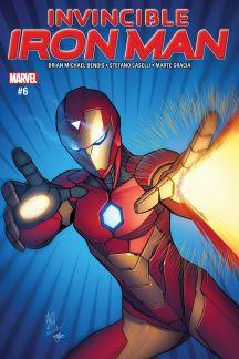 Invincible Iron Man (2016) #6