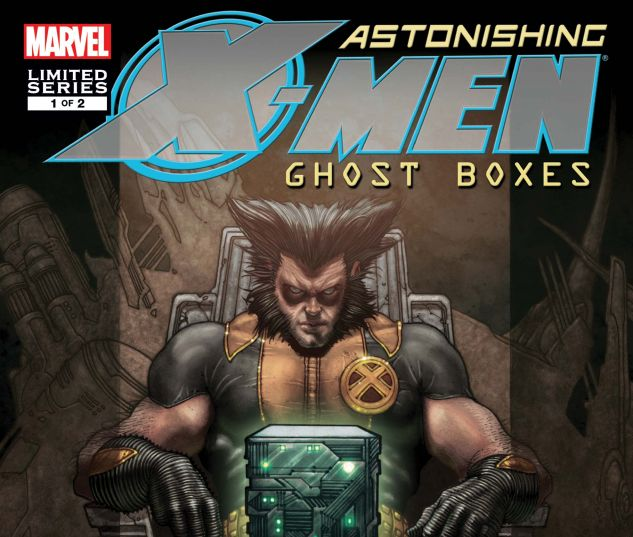 Astonishing X-Men: Ghost Boxes (2008) #1