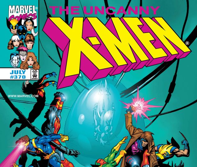 Uncanny X-Men (1963) #370