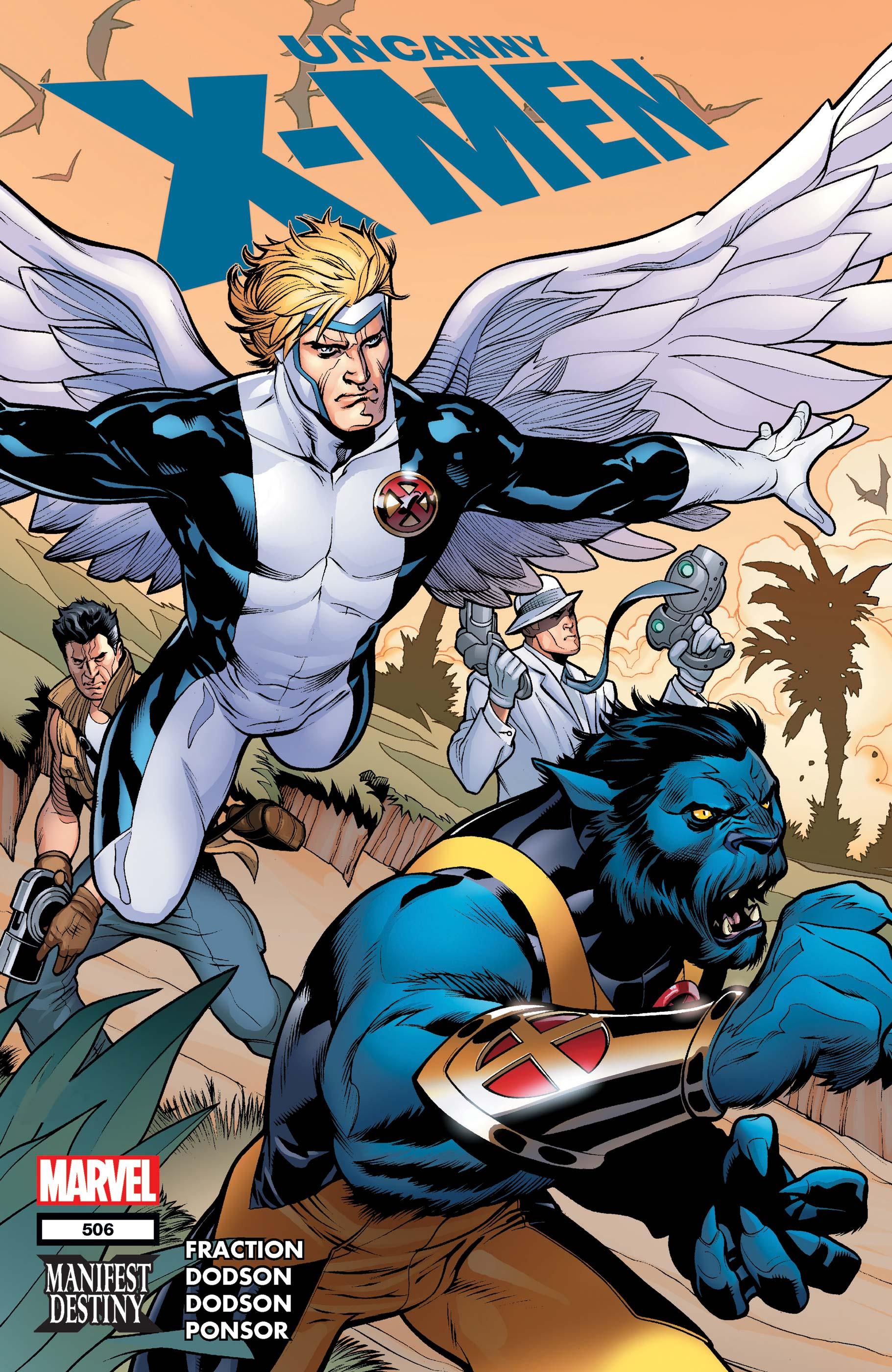 Uncanny X-Men (1963) #506