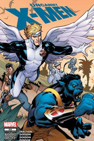 Uncanny X-Men #506