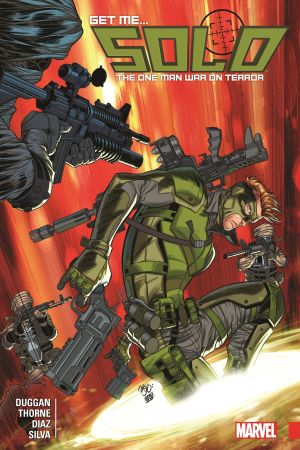 Solo: The One-Man War on Terror (Trade Paperback)