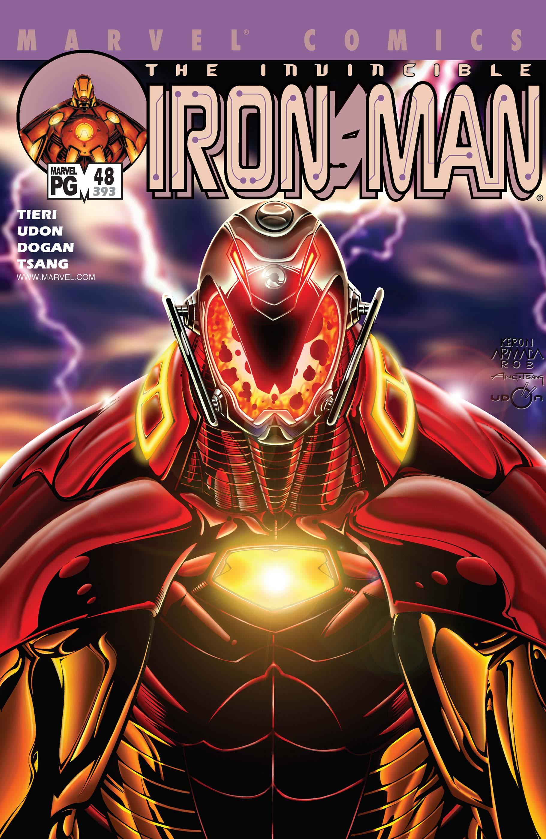 Iron Man (1998) #48