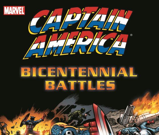 Captain America 201-205; Bicentennial Battles 1