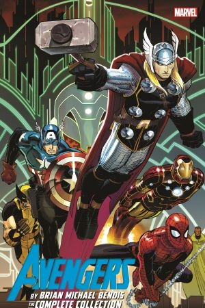 Avengers by Brian Michael Bendis: The Complete Collection Vol. 1 (Trade Paperback)