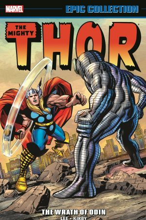 THOR EPIC COLLECTION: THE WRATH OF ODIN TPB (Trade Paperback)